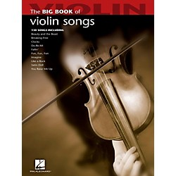 Hal Leonard The Big Book Of Violin Songs (842214)