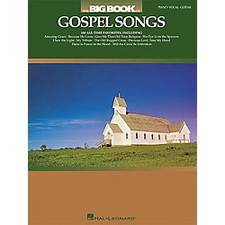 Hal Leonard The Big Book of Gospel Songs Piano, Vocal, Guitar Songbook (310604)