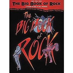 Hal Leonard The Big Book of Rock Piano, Vocal, Guitar Songbook (311566)
