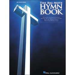 Hal Leonard The Big Note Piano Hymn Book (311791)