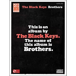 Hal Leonard The Black Keys: Brothers Guitar Tab Songbook (2501629)