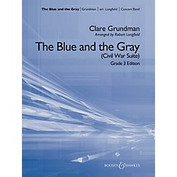 Hal Leonard The Blue And The Gray (Young Band Edition) - Boosey & Hawkes Concert Band Level 3 (48021200)