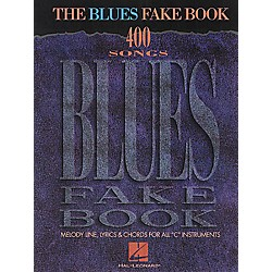 Hal Leonard The Blues Fake Book (240082)