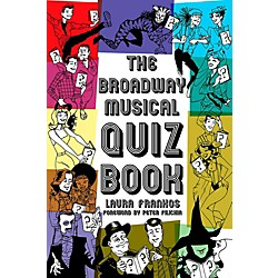 Hal Leonard The Broadway Musical Quiz Book (314831)