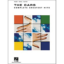 Hal Leonard The Cars - Complete Greatest Hits P/V/G Songbook (307337)