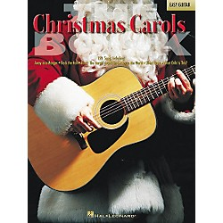 Hal Leonard The Christmas Carols Easy Guitar Tab Songbook (702186)