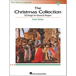 Hal Leonard The Christmas Collection For Low Voice (The Vocal Library Series) (740154)