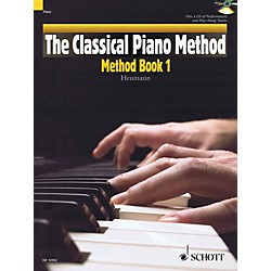 Hal Leonard The Classical Piano Method - Method Book 1 Book/CD (49019145)