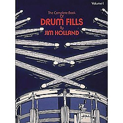 Hal Leonard The Complete Book of Drum Fills Book (6620603)