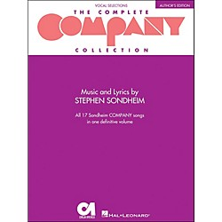 Hal Leonard The Complete Company Collection - Author's Edition Revised arranged for piano, vocal, and guitar (P/ (359494)