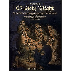 Hal Leonard The Complete O Holy Night - The Vocal Collection (747046)