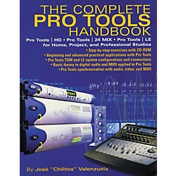Hal Leonard The Complete Pro Tools Handbook (with CD-ROM) (331012)