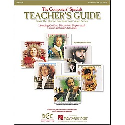 Hal Leonard The Composers' Specials: Teacher's Guide (9970135)