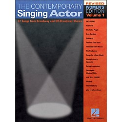 Hal Leonard The Contemporary Singing Actor - Women's Edition Volume 1 (740192)