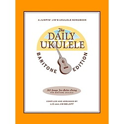 Hal Leonard The Daily Ukulele - Baritone Edition (121280)