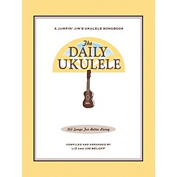 Hal Leonard The Daily Ukulele Songbook (Fakebook) (240356)