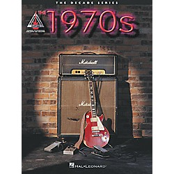 Hal Leonard The Decade Series The 1970s Guitar Tab Book (690541)