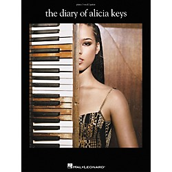 Hal Leonard The Diary of Alicia Keys Piano, Vocal, Guitar Songbook (306595)
