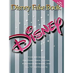 Hal Leonard The Disney Fake Book for Piano, Guitar, and Vocals (240039)