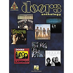 Hal Leonard The Doors Anthology Guitar Tab Book (690347)