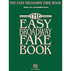 Hal Leonard The Easy Broadway Fake Book (240180)