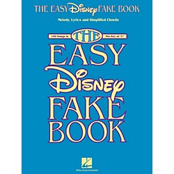 Hal Leonard The Easy Disney Fake Book - 100 Songs In The Key Of C (240551)
