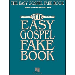 Hal Leonard The Easy Gospel Fake Book (240169)