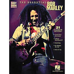 Hal Leonard The Essential Bob Marley Easy Guitar Tab Songbook (702182)