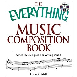 Hal Leonard The Everything Series - Music Composition Book (333000)