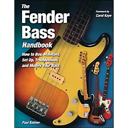 Hal Leonard The Fender Bass Handbook (333104)