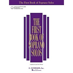 Hal Leonard The First Book of Soprano Solos (50483781)