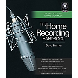 Hal Leonard The Home Recording Handbook Book/CD (332982)