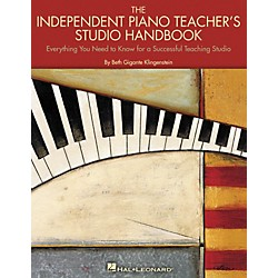 Hal Leonard The Independent Piano Teacher's Studio Handbook (296515)