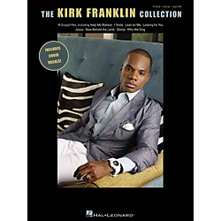 Hal Leonard The Kirk Franklin Collection P/V/G Songbook (307222)