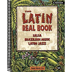 Hal Leonard The Latin Real Book - C Version (240138)
