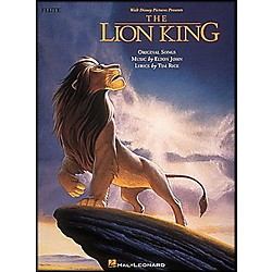 Hal Leonard The Lion King For Flute (849949)