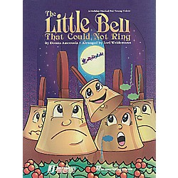 Hal Leonard The Little Bell That Could Not Ring - Student 5-Pak (44223068)