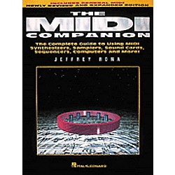 Hal Leonard The MIDI Companion Book (183500)
