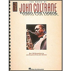 Hal Leonard The Music Of John Coltrane (660165)