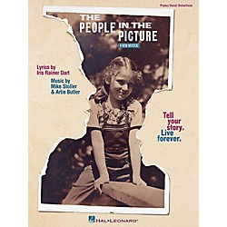 Hal Leonard The People In The Picture - Broadway Vocal Selections (313617)