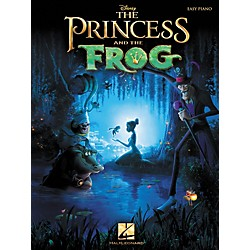 Hal Leonard The Princess And The Frog  arranged for Easy Piano (313494)