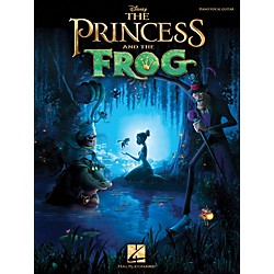Hal Leonard The Princess And The Frog arranged for piano, vocal, and guitar (P/V/G) (313482)