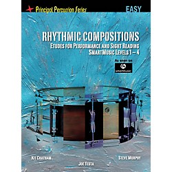 Hal Leonard The Principal Percussion Series Easy Level - Rhythmic Comp - Etudes for Perf and Sight Reading (6620174)