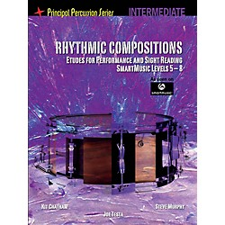 Hal Leonard The Principal Percussion Series Inter Level - Rhythmic Comp - Etudes for Perf and Sight Reading (6620175)