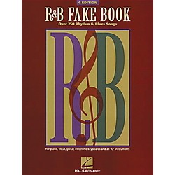 Hal Leonard The R&B Fake Book - C Edition (240107)