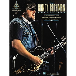 Hal Leonard The Randy Bachman Guitar Tab Songbook Collection (694918)