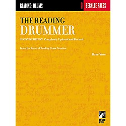 Hal Leonard The Reading Drummer - Second Edition Book (50449458)