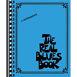Hal Leonard The Real Blues Book - Fake Book (240264)