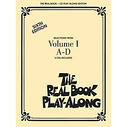 Hal Leonard The Real Book Play-Along (3-CD Set) (240302)