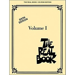 Hal Leonard The Real Book Volume 1 Sixth Edition C Instruments CD-Rom/Pkg (451087)
